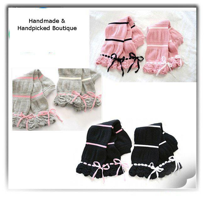 Hmhp_legging_leg_warmers_dress_up_baby_toddler_girls_pink_black_grey_gray_lace_lacey_bow_stripes_white_designer_wholesale_prices_11_inches_ruffle_original