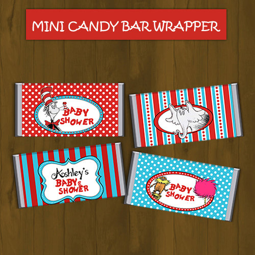 mini candy bar wrappers