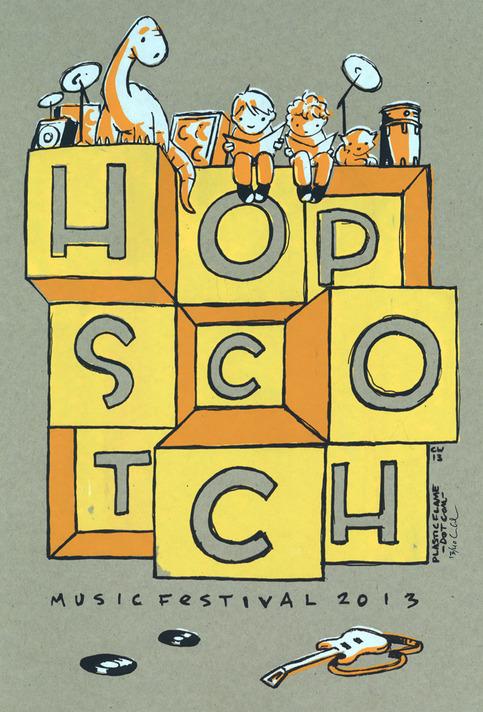Hopscotch online shop