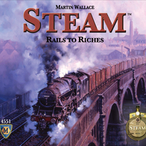 Steam (Rails to Riches)