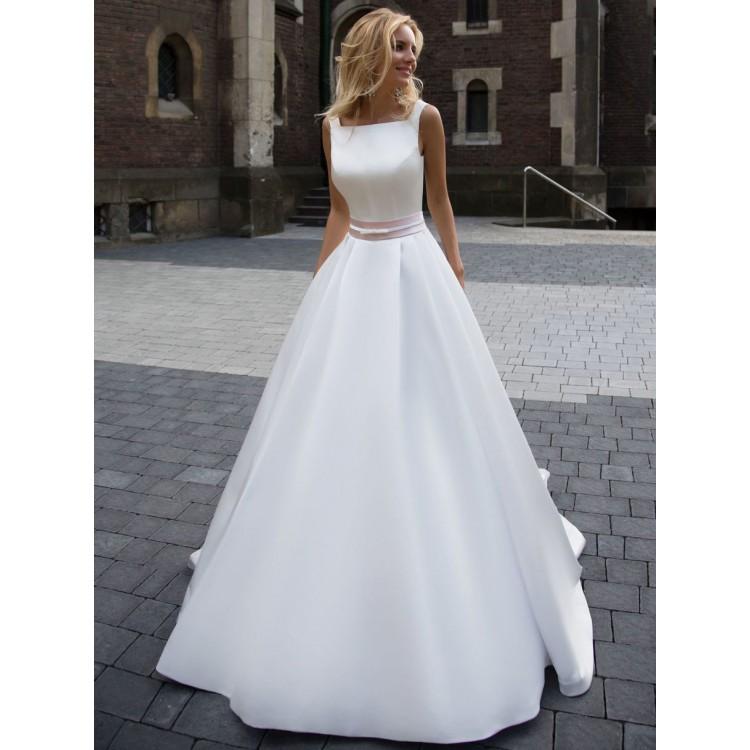 Princess Wedding Dresses, Ivory A-line/Princess Wedding Dresses ...