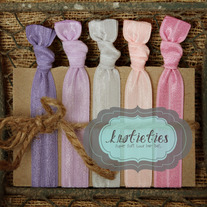 soft & sweet : original {knotieties} 10 pack