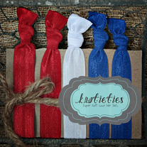 USA : original {knotieties} 10 pack