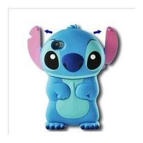Blue 3D Stitch Case