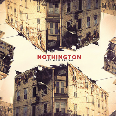 "Nothington ""lost along the way"" cd cccp 174-2"