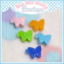Tiny Treat Hair Clip - Butterfly