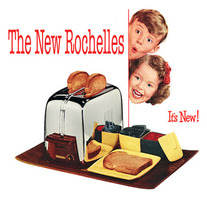 "The New Rochelles - ""It's New!"" 7"" + Full Album Download (B&B-004)"