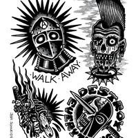 Tattoo Punks Volume Two - Thumbnail 3