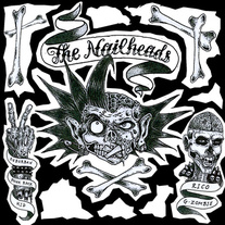 The Nailheads 2-song CD