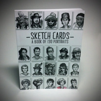 Sketch Cards - Book