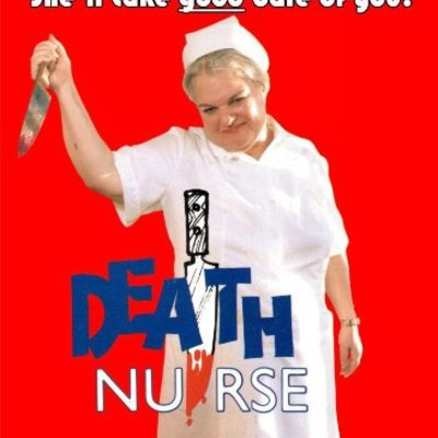 Slasher // video death nurse 25th anniversary dvd sv:001 1987 shot on video
