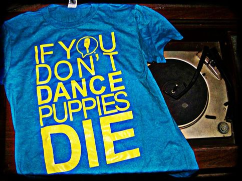 Save the Pups Tee