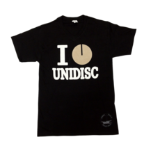 I Heart Unidisc - Black
