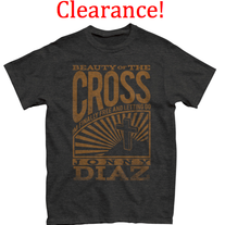 (CLEARANCE) Beauty of the Cross (Shirt)
