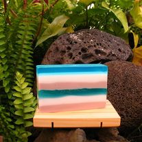 Coconut Layer Soap