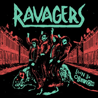RAVAGERS - Livin' In Oblivion 12""