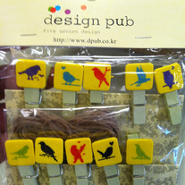 Birds Clip Set