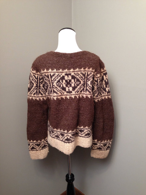 Ralph Lauren Native Sweater 38