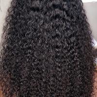 Pre-plucked human hair wig  - Thumbnail 3