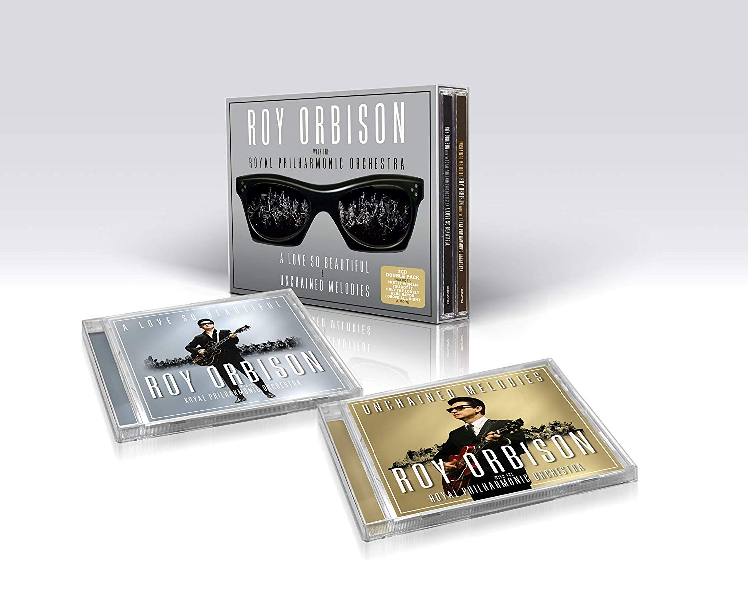 b438ca6775 A Love So Beautiful / Unchained Melodies CD Bundle · Roy Orbison ...