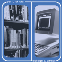 Party or Die!-College & Career CD
