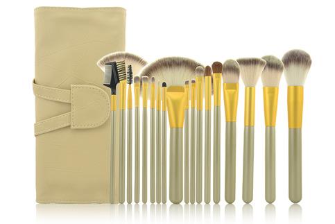 high qualityfashion new 18pcs professional cosmetic brush