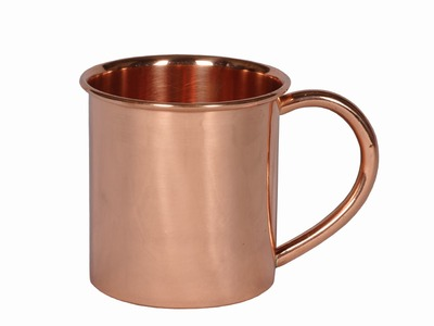 14 oz Pure Copper Moscow Mule Mug