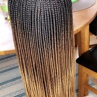 Handmade Braided Wig  - Thumbnail 4