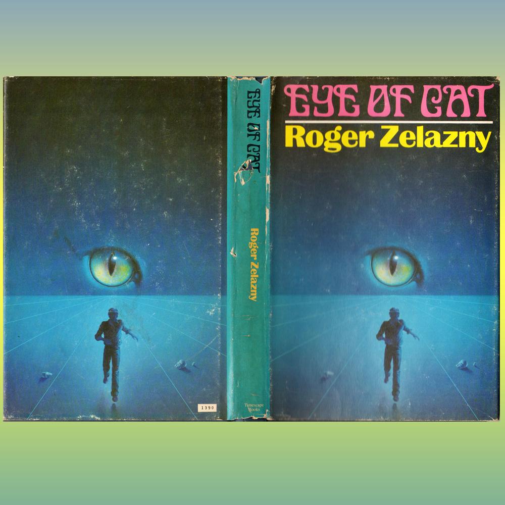 Roger Zelazny Eye Of Cat