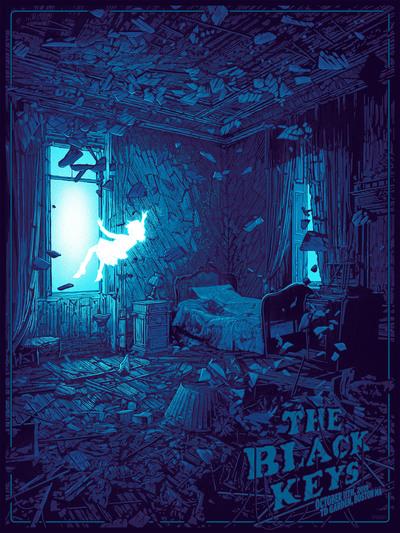 Black Keys Boston - AP variant
