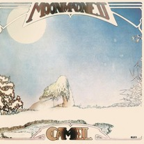 Camel - Moonmadness (black vinyl)