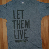 """Let Them Live"" Navy Crew"