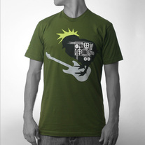 Men's Rock Chick - Green