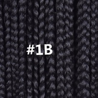Crochet Box Braids (Handmade) - Thumbnail 1