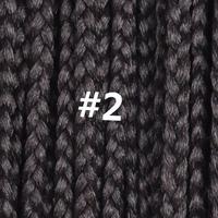 Crochet Box Braids (Handmade) - Thumbnail 2