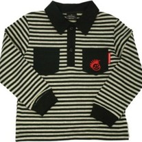 Knuckleheads Owen Polo Long-sleeve