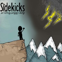 "The Sidekicks ""So Long, Soggy Dog"" CD  CCCP 120-2"