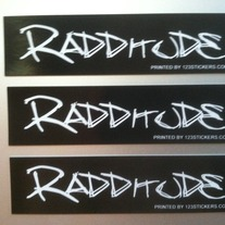 Radditude Stickers (Free Shipping)