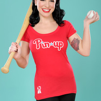 Philly Pin-up Graphic Tee