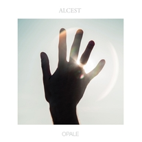 "Alcest - Opal 7"" single (white or black vinyl)"