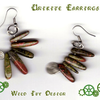 Unikite Earrings