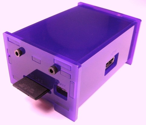 Special Edition Raspberry Pi Enclosure