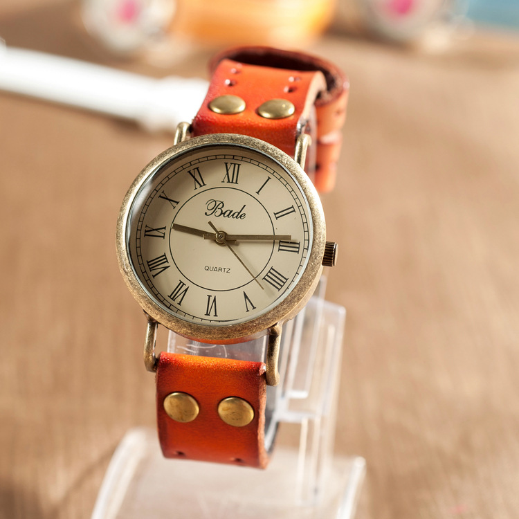 watch wood watches luxury leather handmade relogio women strap bird bobo ladies products c wristwatches brand