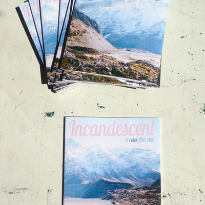 Incandescent issue 2