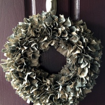 Army ACU Wreath WITHOUT Nametapes
