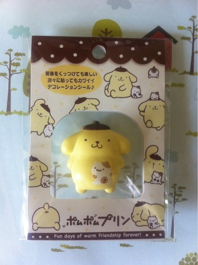 The Kawaii Hut Rare Pom Pom Purin Squishy Online Store Powered by Storenvy