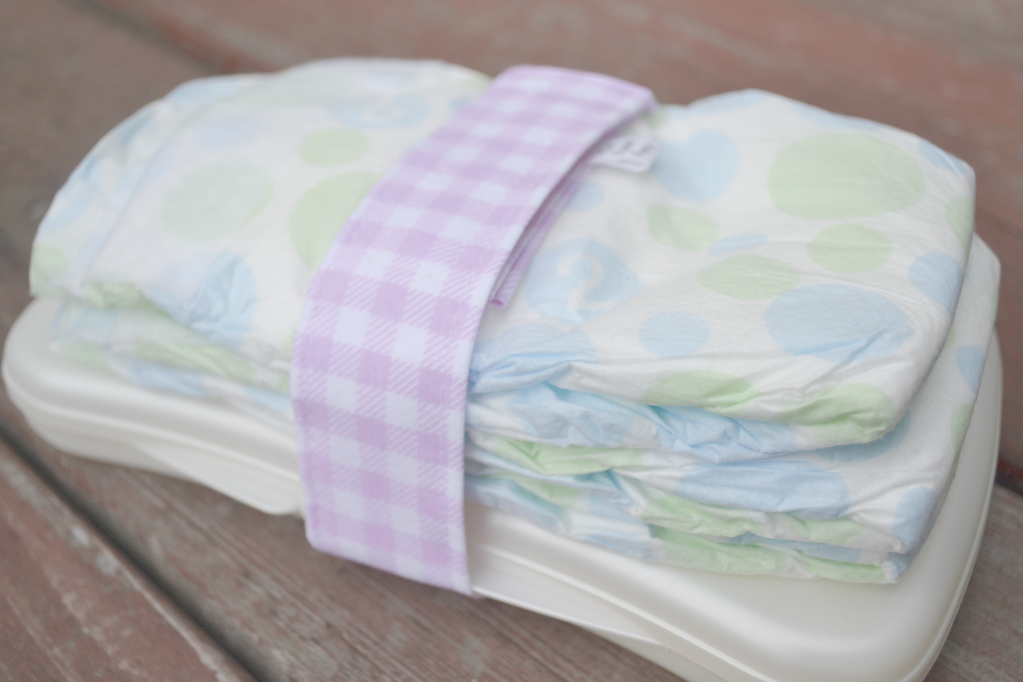 the pickled poppy diaper and wipes strap violet gingham online