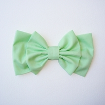 Pure Mint Bow
