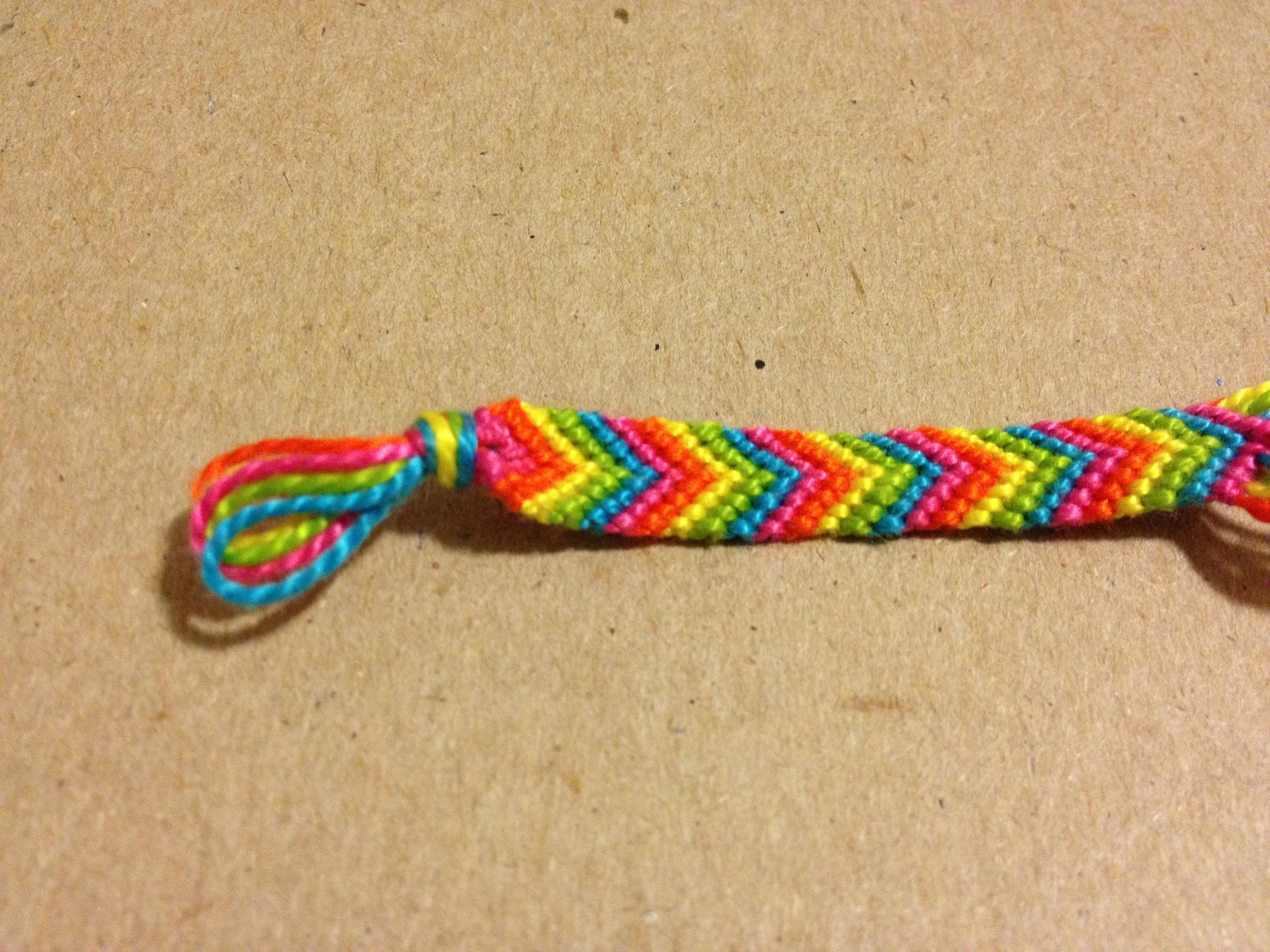 Chevron bracelet - Chevron Bracelet