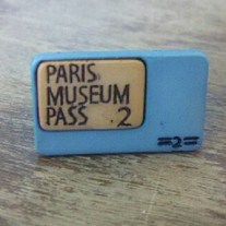 Paris Museum Pass Ring
